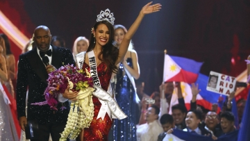 Miss Universe 2018: Catriona Gray, from the Philippines