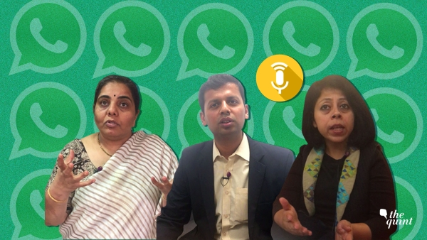 Podcast | 3 Indians Who May Have the Ans to WhatsApp's Fake News