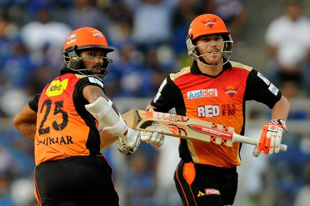 Sunrisers Hyderabad have released Shikhar Dhawan, but will welcome David Warner back into the side for IPL 2019.