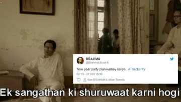 <i>Thackeray</i> memes, featuring Nawazuddin Siddiqui, are taking over the internet!