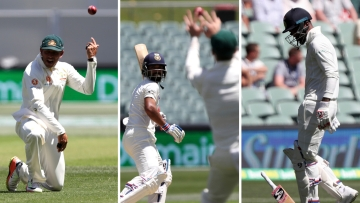 The Indian batting order collapsed under the pressure of an in-form and well-planned Aussie bowling unit.