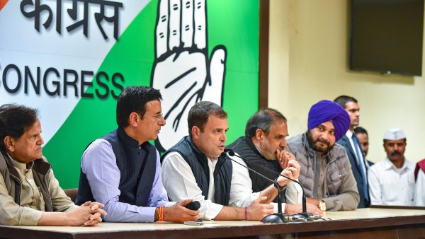 Congress outscores BJP this state polls
