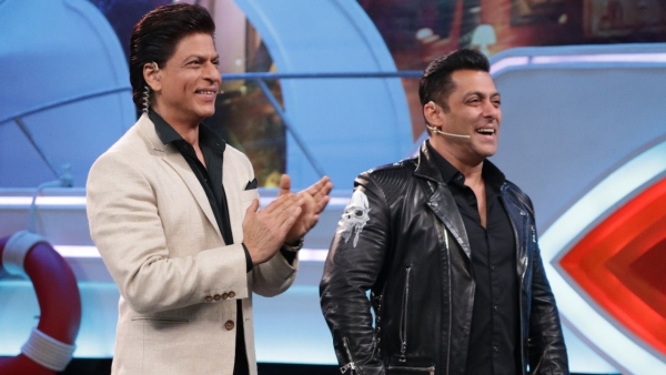 Bigg Boss 12 Weekend Ka Vaar: Shah Rukh & Salman Khan Entertain!