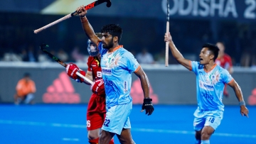 India held Belgium to a 2-2 draw in their second Pool C match at the Hockey World Cup.