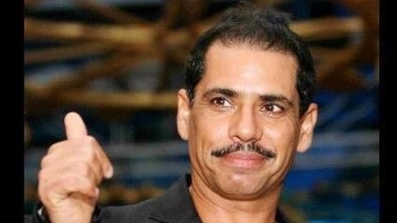 "Robert Vadra alleged that government departments were operating on an ""agenda to besmirch"" his reputation."