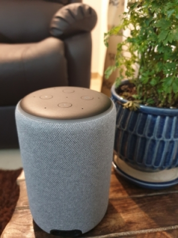 The All-New Amazon Echo (2nd Gen). (Photo: IANS)