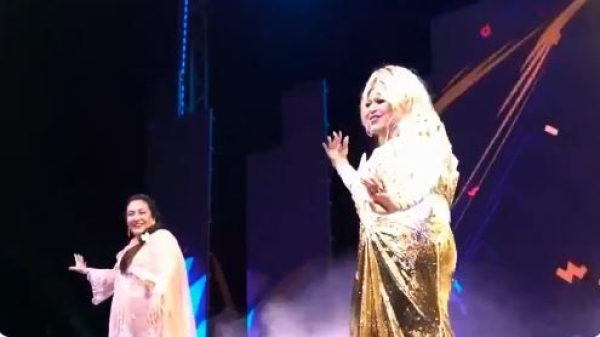 Keshav Suri was joined by his mother for his maiden Drag performance.
