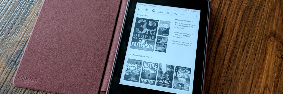 Amazon Kindle Paperwhite 4G vs 2017 3G Model: A Look at