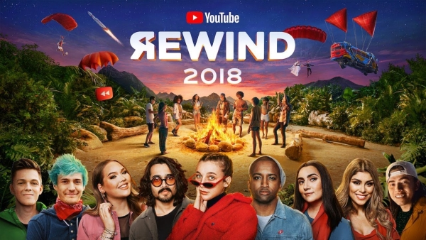 YouTube's Most Fail Ever Video is Its Own Video – Rewind 2018