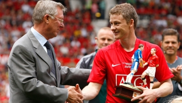 Manchester United will hope Ole Gunnar Solskjaer can do something to fill the void left since Alex Ferguson's departure in 2013.
