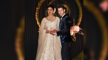 Priyanka and Nick wed in two ceremonies according to Christian and Hindu traditions.
