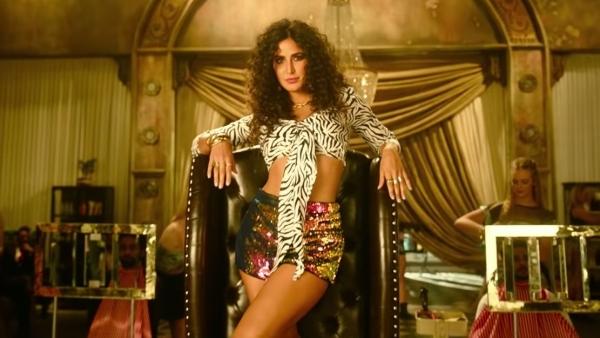 Katrina Kaif stars as film star Babita Kumari in <i>Zero</i>.