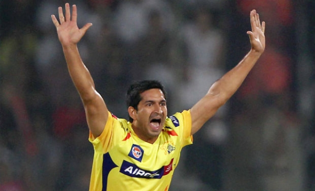 Mohit Sharma returns to Chennai Super Kings for IPL 2019, having earlier played for the franchise from 2013 to 2015.