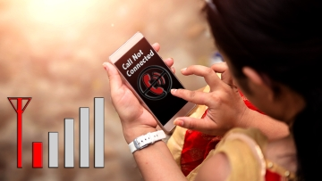 Call drops have become a pertinent issue for mobile users in India.