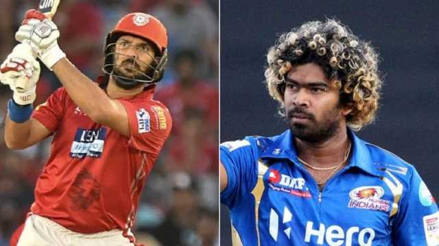 Which versions of Yuvraj Singh and Lasith Malinga will turn up for Mumbai Indians at IPL 2019?