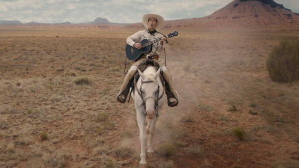 The Ballad of Buster Scruggs is a 2018 American western anthology film written, directed, and produced by the Coen brothers.