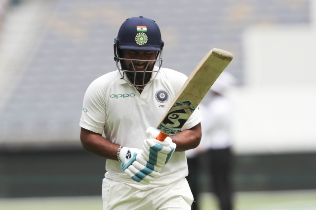 Rishabh Pant has been guilty of throwing his wicket in all four innings in Australia, with scores of 28, 25, 30 and 36.