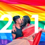 Here's a look at the year 2018 in the lives of members of the Indian LGBTQ+ community.