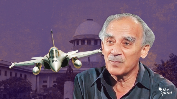 Arun Shourie on Everything Wrong With SC's Rafale Verdict