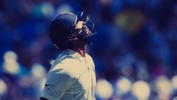 Mayank Agarwal scored a solid 76 against Australia on Day 1 of the Boxing Day Test.