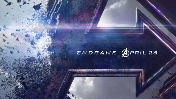 Marvel Reveals New 'Avengers: Endgame' Logo, First Poster