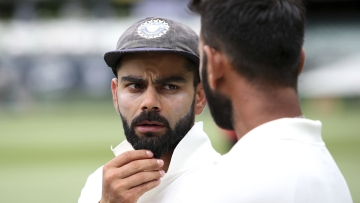 Allan Border has said Virat Kohli's aggression most likely stems from his desire to cement his legacy with an away series victory.