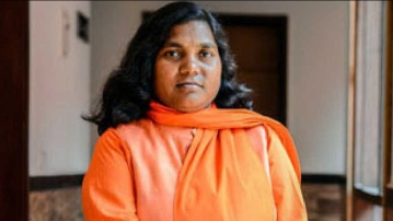 Savitribai Phule, the Bharatiya Janata Party MP from Bahraich, Uttar Pradesh, resigned from the party.