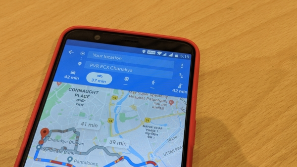 Google Maps will show speed limit very soon.