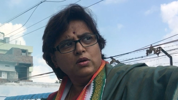 Padmavathi, one of the few women MLAs in Telangana Assembly, is confident of the Congress winning the polls.