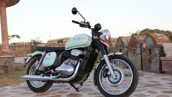 Jawa will now offer a dual-channel ABS option for Rs 8,942 extra on the Forty Two and Jawa models.