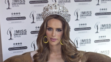 Angela Ponce is all set to represent Spain in the Miss Universe 2018 pageant.
