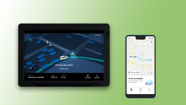 Waymo One will work like any other cab hailing service in the market.