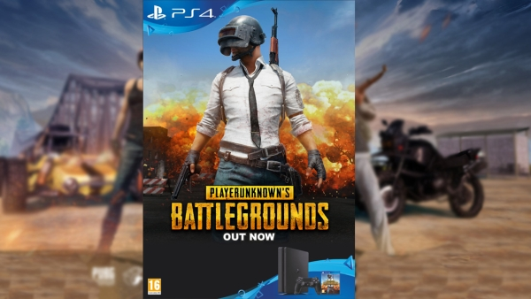 PUBG is now on PS4 and it's very different from the mobile version.