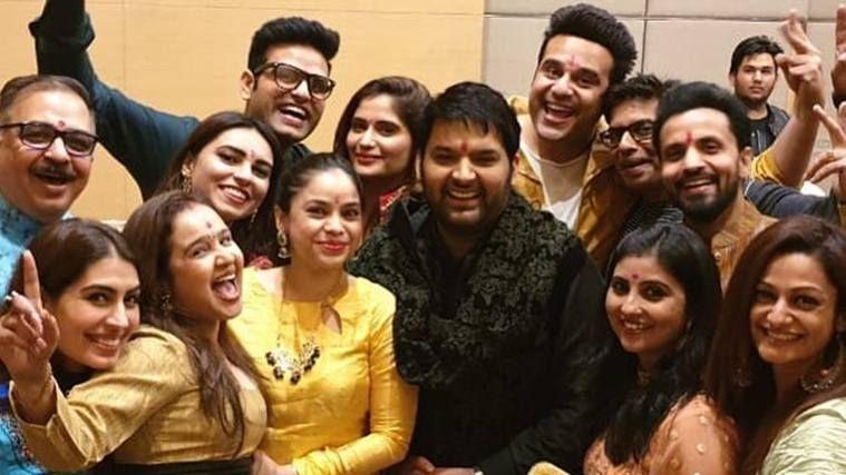 Pics: Kapil Sharma-Ginni Chatrath Pre-Wedding Festivity Glimpses