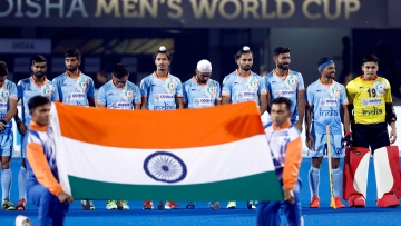 India play Canada in their final Pool C match of the Hockey World Cup on Saturday, 8 December.