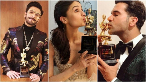 Here's the Winners List of Star Screen Awards 2018