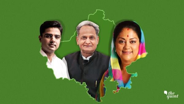 The results of the Rajasthan election will be declared on 11 December.