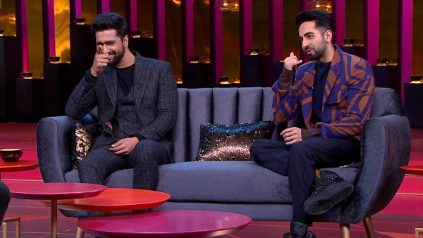 Vicky Kaushal and Ayushmann Khurrana are relatable AF