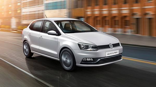 Own a Volkswagen Ameo for the price of a manual.