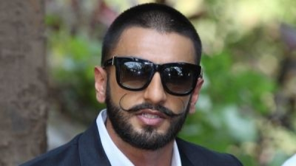 Actor Ranveer Singh.