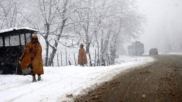 Srinagar city — the summer capital of Jammu and Kashmir — recorded a low of 1.6 degrees Celsius on Monday night, 10 December, officials said on Tuesday, 11 December.