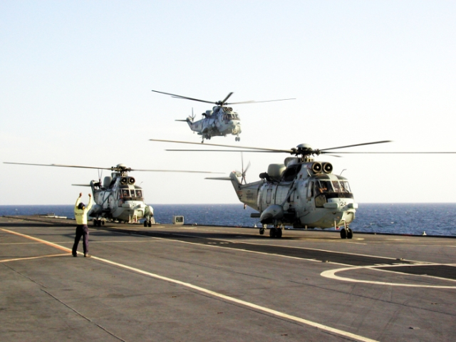 In his nearly 70-minute media briefing on Monday, 3 November, Navy Chief Chief Admiral Sunil Lanba listed various steps being taken to modernise his force including induction of a large fleet of military jets and choppers, adding the construction of a second indigenous aircraft carrier is expected to start within a period of three years.