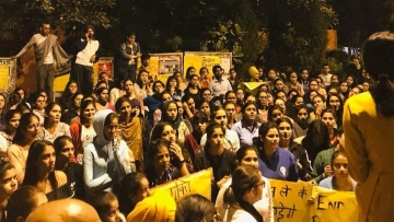 The students had been protesting since 29 October.  The university Senate agreed to their demands. A committee has been formed in order to chalk out how to implement the new policy.