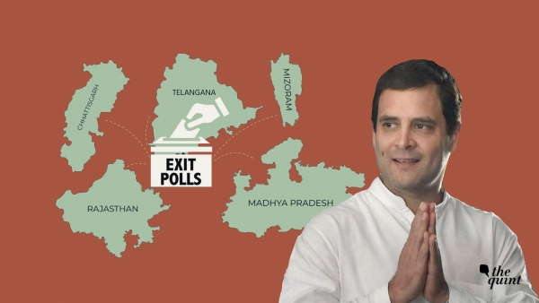 Will a favourable election results of the Hindi heartland states, help Congress contain its demanding allies?