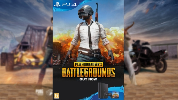 PUBG is releasing for PS4 on 7 December
