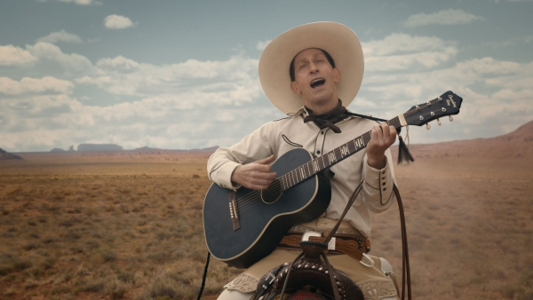 'The Ballad of Buster Scruggs' Is a Treatise on Death in Six Parts