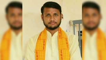 Yogesh Raj, a senior leader of Bajrang Dal, has been named the main accused in the FIR.