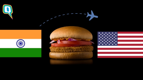 India's Favourite McAloo Tikki Burger Set To Make It's US Debut