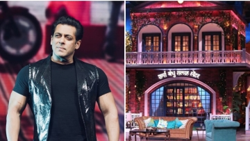 Salman Khan will be the first guest on <i>The Kapil Sharma Show</i>.