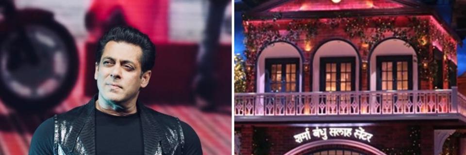 The Kapil Sharma Show' Starts Filming